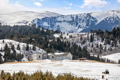 Residential for sale in 47 TURNBACK TRAIL, Red Lodge, MT, 59068
