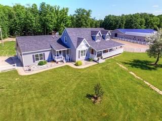 Single Family for sale in 1300 E Monroe Road, Tecumseh, MI, 49286