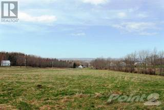 Land for sale in Parcel BC1 Maple Ridge Road, Kings County, Nova Scotia