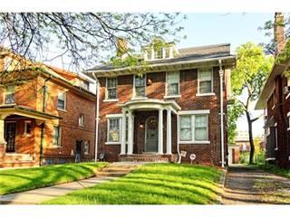 Single Family for sale in 2476 EDISON Street, Detroit, MI, 48206