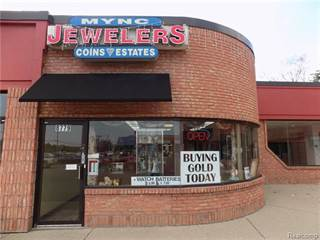 Comm/Ind for sale in 8771 HALL Road, Utica, MI, 48317