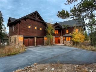 Single Family for sale in 237 GLEN EAGLE LOOP, Breckenridge, CO, 80424