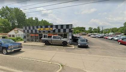 Commercial for sale in 4763 Dixie Highway, Waterford, MI, 48329
