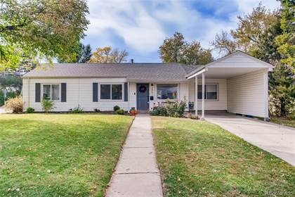 Residential for sale in 2991 S Fairfax Street, Denver, CO, 80222