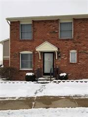 Townhouse for sale in 37059 Charter Oaks Blvd, Greater Mount Clemens, MI, 48036