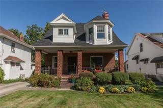 Single Family for sale in 17450 Clifton Blvd, Lakewood, OH, 44107