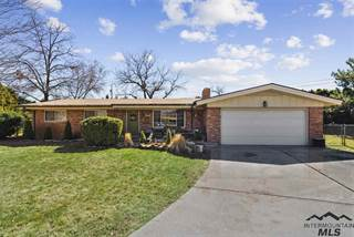 Single Family for sale in 5905 W Poplar Circle, Boise City, ID, 83704
