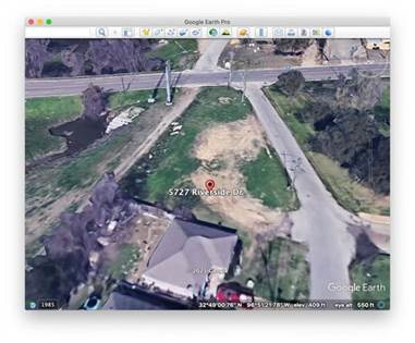 Lots And Land for sale in 5727 Riverside Drive, Dallas, TX, 75235
