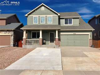 Single Family for sale in 7930 Notre Way, Colorado Springs, CO, 80951