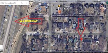 Lots And Land for sale in 218 W Ohio Avenue, Dallas, TX, 75224