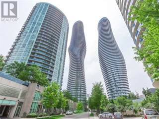 Condo for rent in 60 ABSOLUTE AVE 5208, Mississauga, Ontario