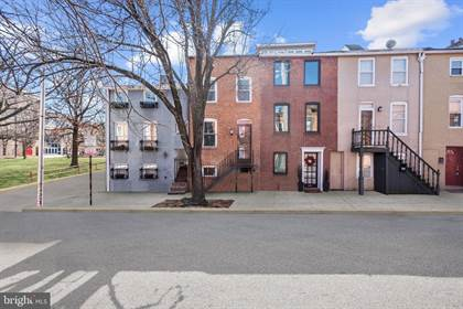 Residential Property for sale in 415 E CROSS ST, Baltimore City, MD, 21230