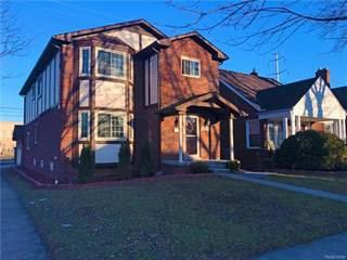 Single Family for sale in 4660 CURTIS Street, Dearborn, MI, 48126