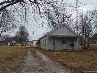 Single Family for sale in 318 N LINCOLN ST, Girard, IL, 62640