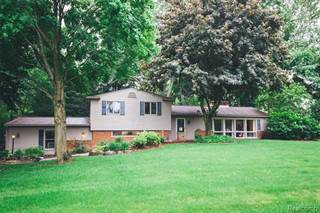 Single Family for sale in 46959 GRASMERE RD, Northville, MI, 48167