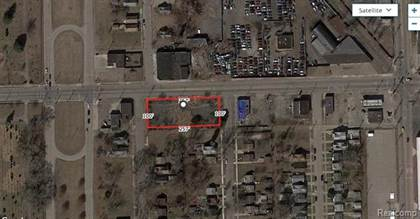 Lots And Land for sale in 6000 E MCNICHOLS Road, Detroit, MI, 48212