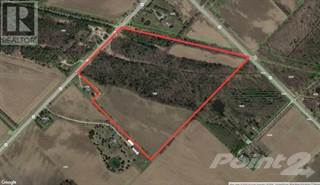 Land for sale in 7263 WELLINGTON RD 30 ., Guelph - Eramosa, Ontario