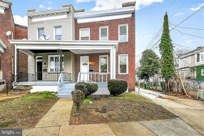 Residential Property for rent in 3600 EVERSLEY STREET, Baltimore City, MD, 21229