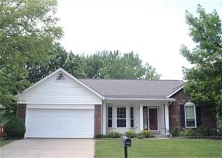 Single Family for sale in 821 Torero Lane, Florissant, MO, 63031