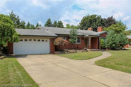 Residential Property for sale in 854 S GULLEY Road, Dearborn, MI, 48124