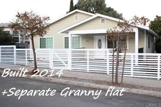 Single Family for sale in 641 Quail St, San Diego, CA, 92102