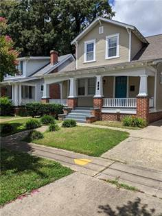 Residential Property for sale in 534 W 37th Street, Norfolk, VA, 23508