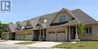Condo for sale in 5 WOOD HAVEN DRIVE , Tillsonburg, Ontario, N4G0A8