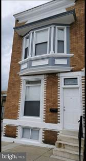 Residential Property for sale in 2132 W SARATOGA STREET, Baltimore City, MD, 21223