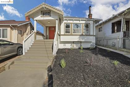 Residential Property for sale in 2265 39Th Ave, Oakland, CA, 94601