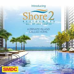 Condo for sale in SHORE RESIDENCES and SHORE 2 RESIDENCES IN SM MALL OF ASIA COMPLEX, Pasay City, Metro Manila