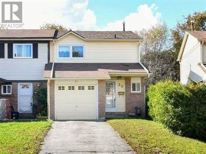 Single Family for sale in 59 KIPLING PL, Barrie, Ontario, L4N4W9