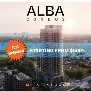 Condominium for sale in ALBA Condos, Mississauga, Ontario, L5A4C6