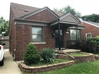 Single Family for sale in 15130 DASHER Avenue, Allen Park, MI, 48101