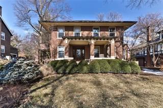 Single Family for sale in 6933 Kingsbury Boulevard, University City, MO, 63130