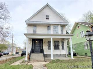 Single Family for sale in 1310 S Lowell Ave, Springfield, IL, 62704