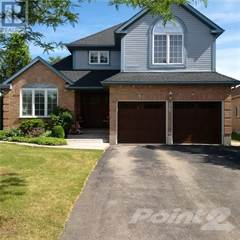 Single Family for sale in 32 SLEEPY HOLLOW Court, Kitchener, Ontario