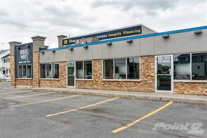 Commercial for rent in 722 Pitt Street, Cornwall, Ontario, K6J 3R9