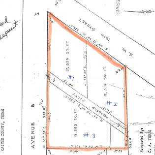 Lots And Land for sale in 1909 SW Ave B, Seminole, TX, 79360