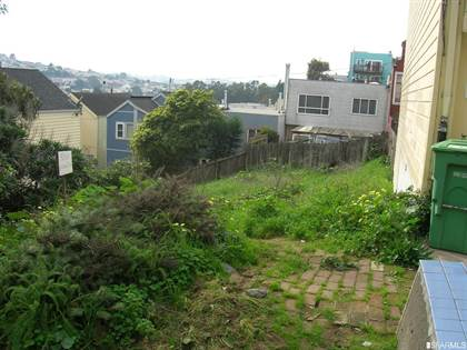 Lots And Land for sale in 868 Moultrie Street, San Francisco, CA, 94110