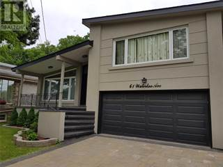 Single Family for rent in 61 WATERLOO AVE, Toronto, Ontario, M3H3Y1