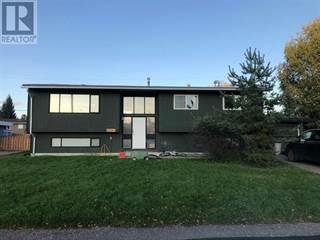 Single Family for sale in 10208 ELLIS CRESCENT, Hudson's Hope, British Columbia