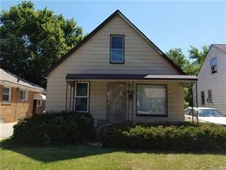 Single Family for sale in 7424 ROSEMONT Avenue, Detroit, MI, 48228