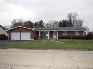 Single Family for sale in 206 West Washington Street, Arcola, IL, 61910