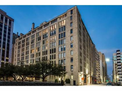Residential Property for sale in 1122 Jackson Street 701, Dallas, TX, 75202