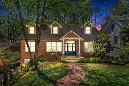 Residential Property for sale in 756 Longwood Drive NW, Atlanta, GA, 30305