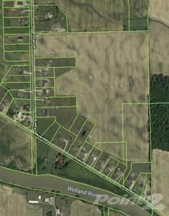 Residential Property for sale in PT LT 16 River Road, Pelham, Ontario
