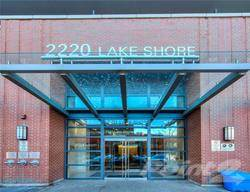 Apartment for sale in 2220 Lake Shore Blvd W Toronto Ontario M8V0C1, Toronto, Ontario, M8V0C1
