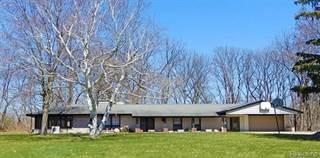 Single Family for sale in 660 W DAWSON Road, Milford, MI, 48381