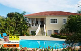 Residential Property for sale in 3 BEDROOM VILLA PLUS 1 BEDROOM APARTMENT RESALE IN RESIDENTIAL HISPANIOLA WALKING DISTANCE TO TOWN, Sosua, Puerto Plata