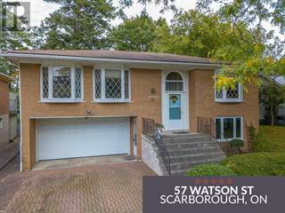 Single Family for sale in 57 WATSON ST, Toronto, Ontario